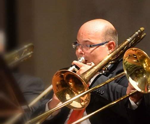 Giacomo d'Amelio Stage ANBIMA trombone